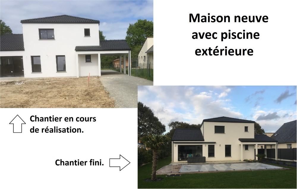 BATIMENT VALLEE MACON LA BAULE Amiot Maison Neuve 141